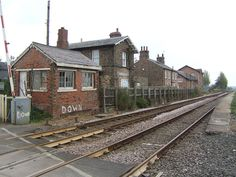 Burton Agnes on the Hull-Scarborough line (Driffield-Bridlington section). This station was closed in 1970.