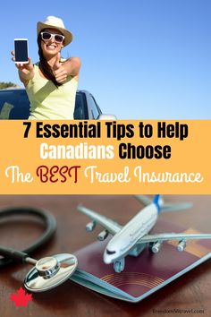 Reviews of the best travel medical insurance for Canadians, including tips for choosing the right travel medical policy for you! #quotes #tips #best #medical #forcruise #canadian Medical Travel Insurance, Travel Insurance Quotes, Travel Insurance Reviews, Travel Insurance Companies, Life Insurance, Packing Tips For Travel, Travel Advice, Travel Hacks, Europe Packing