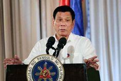 Duterte visitará a China nesta terça-feira. O presidente das Filipinas, Rodrigo Duterte chegará a Pequim nesta terça-feira, para uma visita de 4 dias...
