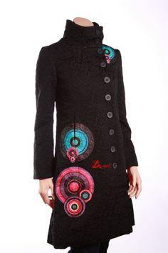 another desigual coat