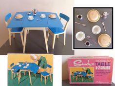 Barbie Kitchen, Tammy Doll, Barbie Furniture, Vintage Furniture, Vintage Barbie, Vintage Dolls, Sindy Doll, Barbie Dream, Rocking Chair