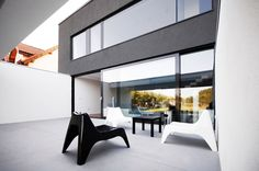 Black on White by Parasite Studio