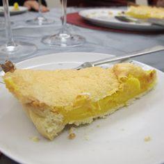 Cozinhar sem Lactose: Tarte de tangerina