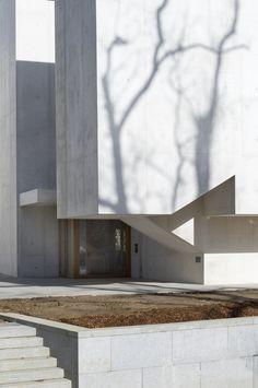 Alvaro Siza's New Church of Saint-Jacques de la Lande Through the Lens of Ana Amado,© Ana Amado