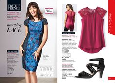 eBrochure | AVON Holiday parties will be starting soon! these pieces will look great!!