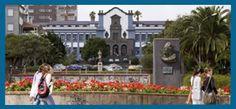 En La Laguna se encuentra la Universidad. Puedes estudiar aquí. Visita su web www.ull.es