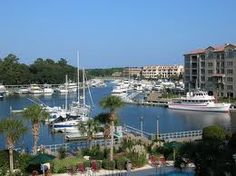 Hilton Head Island, South Carolina. Had one of our most memorable Christmas's there