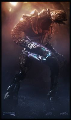 The Arbiter though he was shamed and betrayed he is still a valiant warrior.