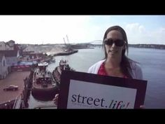 Street.life! Take 15: Bridgette Desmond, the Communications Manager for the Portsmouth Chamber, tells us about Street.life! and that Portsmouth is a great place to Live, Work, and Play!