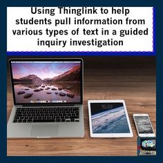 Check out my latest blogpost about how I use #thinglink to send my students on a guided inquiry using different types of text. Link in bio #iteachtoo #teachersfollowteachers #teachersofinstagram #middleschoolteacher #middleschooltribe #middleschool #scien