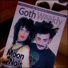 Mighty boosh goth girls dating