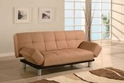 Favorite looks comfortable as a couch and as a bed... maybe with a foam topper.