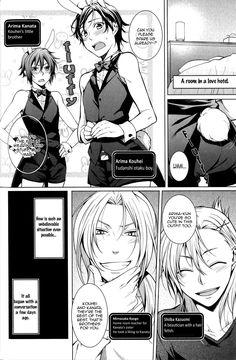 Fudanshi-kun no Honey Days 3 Page 3