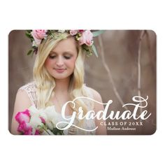 Give your refrigerator a personal touch with personalized Graduation magnets from Zazzle! Shop from monogram, quote to photo magnets, or create your own magnet today! Graduation Party Foods, Graduation Party Planning, College Graduation Parties, Graduation Party Invitations, Graduation Gifts, Graduation Ideas, Invitation Design, Invitation Cards, Invites