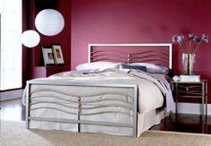 מיטת מתכת לילי 2290 ש'ח