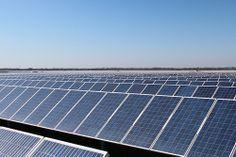 Solar farms. http://how-to-build-solar-panels.us/solar-farms.html Webberville Solar Farm