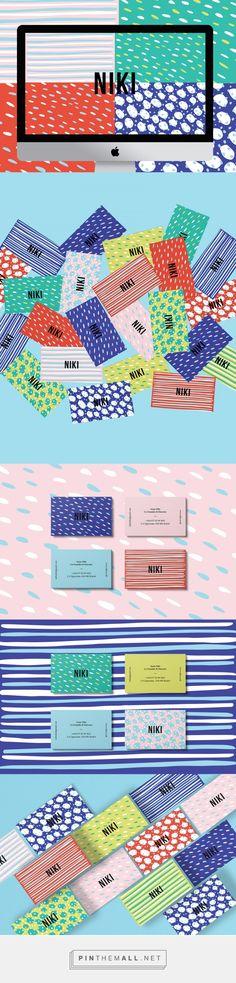Niki Branding by Viola Wyszynska | Fivestar Branding Agency – Design and Branding Agency & Curated Inspiration Gallery