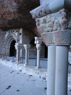 monasterio San Juan de la Peña  Jaca
