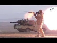 Documentário sobre o avanço terrorista do ISIS (de Mosul à Homs)