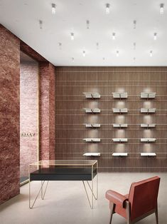 David Chipperfield . Bally flagship store . Los Angeles (7)