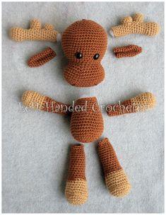 Irresistible Crochet a Doll Ideas. Radiant Crochet a Doll Ideas. Crochet Cat Pattern, Crochet Animal Patterns, Crochet Stitches Patterns, Stuffed Animal Patterns, Crochet Animals, Amigurumi Patterns, Free Crochet, Knitting Patterns, Crochet Amigurumi