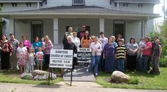 Ohio church knocks doors for four days, baptizes 14 in campaign