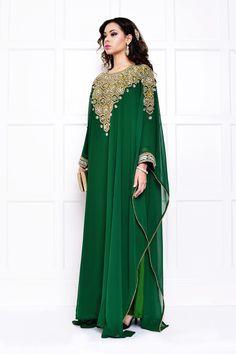 Sara Dubai Kaftan Dress