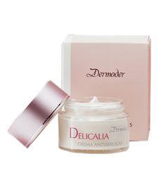 CREMA ANTIARRUGAS Crema antiarrugas e hidronutritiva, especial para pieles frágiles y sensibles.