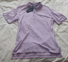#POLO GOLF Ralph Lauren men size S POLO shirt 100% PIMA cotton (PERU) NWT RalphLauren visit our ebay store at  http://stores.ebay.com/esquirestore