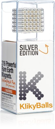 Product silver edition