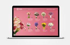 Secret Garden Website Design + Branding  on Behance