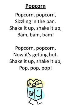 Preschool Poems, Kindergarten Songs, Preschool Music, Kids Poems, Preschool Classroom, Fun Poems, Funny Rhyming Poems, Children Songs, Physics Classroom