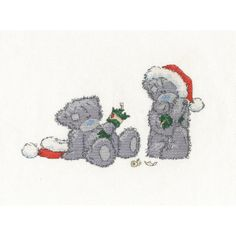 Christmas Crackers Me to You Bear Cross Stitch Kit  £20.99
