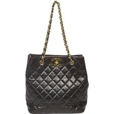 Oh so lovely. Vintage tote by CHANEL