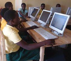 IT-Ausbildungspatenschaften in Ruanda