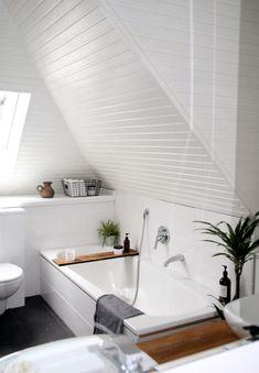 white bathroom #style