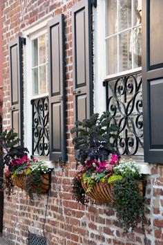 14 best wrought iron window boxes images window boxes wrought rh pinterest com