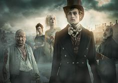Great Expectations BBC 2011 - so not my favorite Pip but the it is a great adaptation nonetheless.