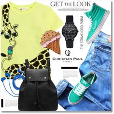 Get the Look: Weekend Style Under 150$