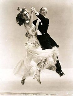 Fred Astaire and Rita Hayworth, 1942