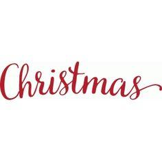 Silhouette Design Store - View Design #96522: christmas