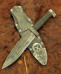 Gallery of Knives / Галерея ножей