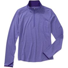 Danskin Now Women's 1/4 Zip Pullover Jacket