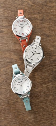 Fossil Ladies' Watches, so perfectly priced too!