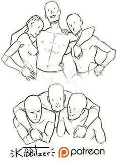 Referencias de abrazos