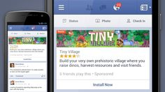 Facebook Studio :: Blog | Introducing Mobile App Install Ads | Latest News and Updates