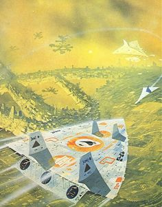 Chris Foss, The Space Hounds of IPC