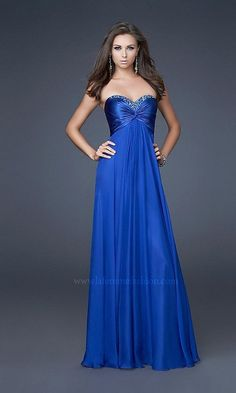 Gown Beaded Sweetheart Neckline Dress