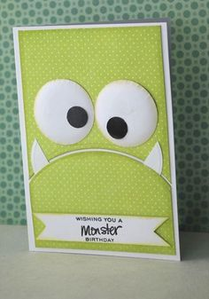 Punch Art Fun – Making Fun Cards With A Circle Punch or Die   Stampin' Up!