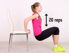 Quick Upper Body Martial Arts Workout Strike, punch, and block your way through this quick, medium-l Fitness Workouts, Easy Workouts, Fitness Tips, At Home Workouts, Perfect Abs, Martial Arts Workout, Chair Exercises, Burn Belly Fat Fast, Body Fitness